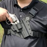 Backwoods ammo, Kenai Chest Holster
