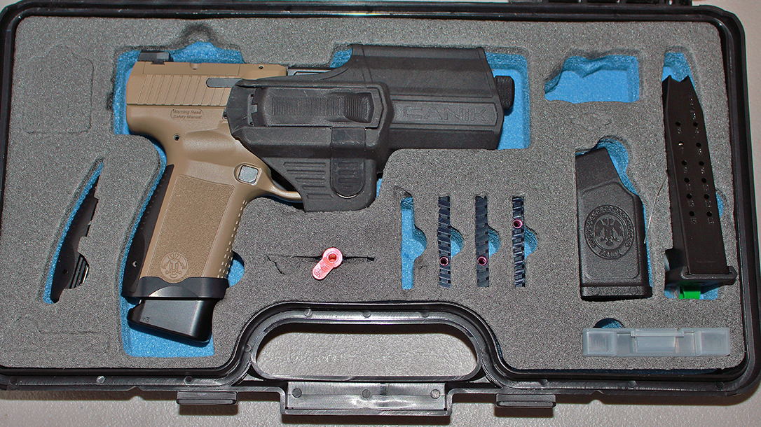 Canik TP9 Elite Combat set