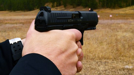 Walther PPQ M2, range