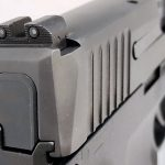 SIG P365 Ammo, rear sights