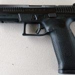 CZ P-10 Pistol, full size