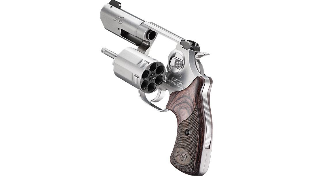 Kimber K6s DASA, revolver