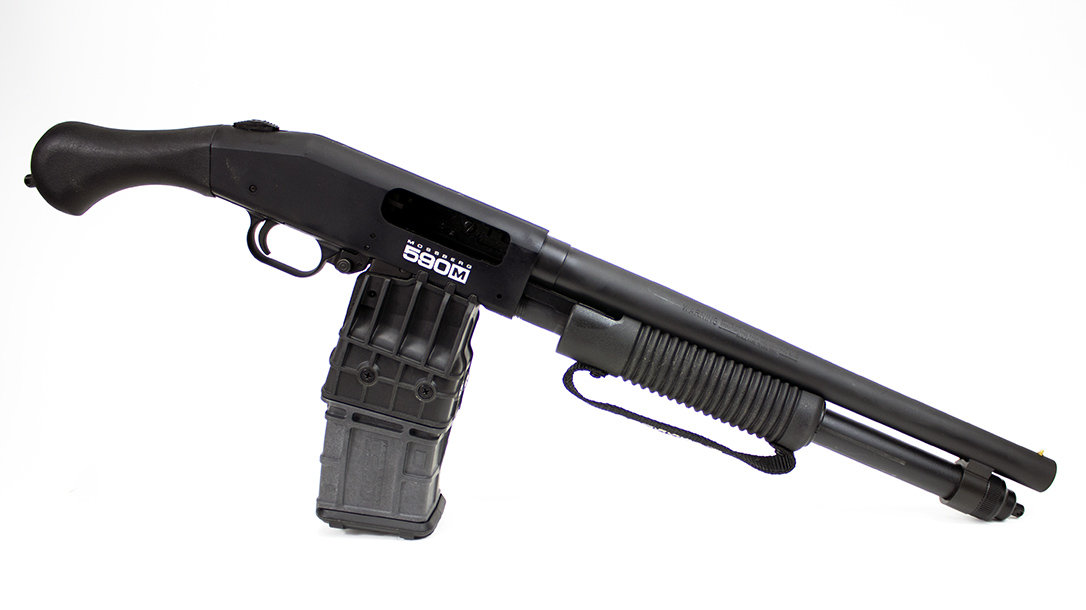 Examining The Mossberg 590m Shockwave For Home Defense Purposes