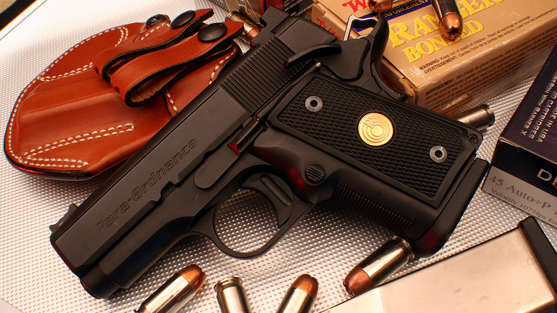 Transforming an Old Para P10 Pistol Into a New  45 ACP Workhorse