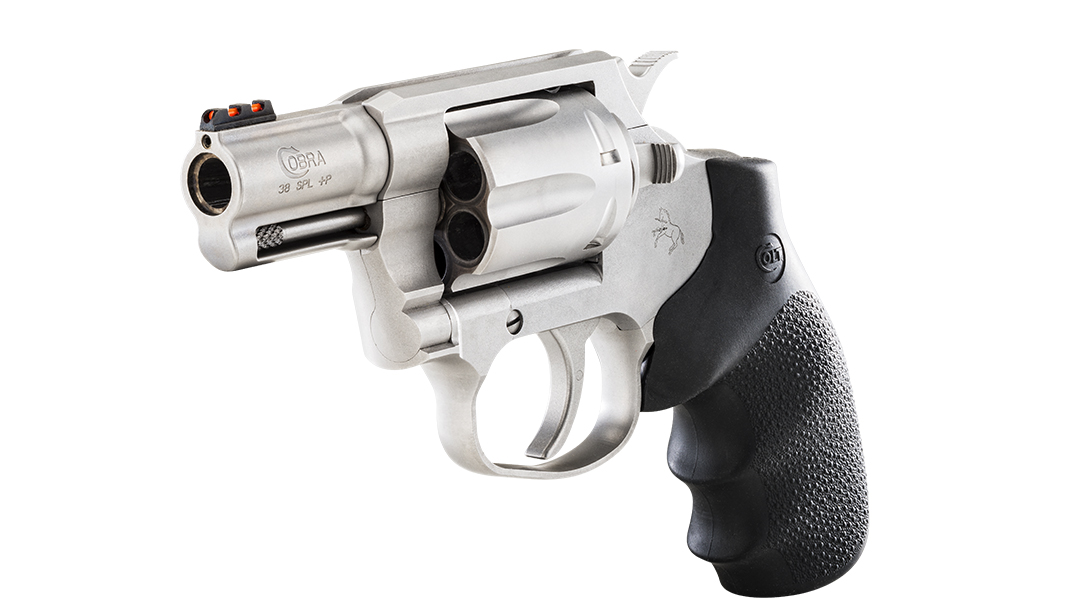 Concealable Revolvers, Colt Cobra