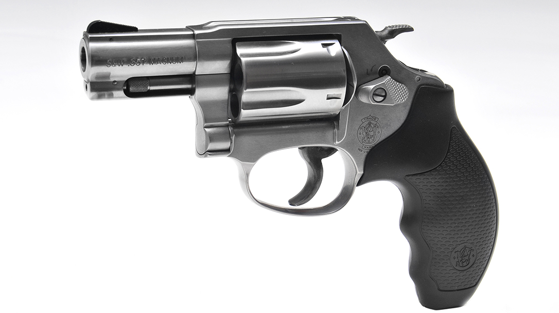Concealable Revolvers, S&W Model 60