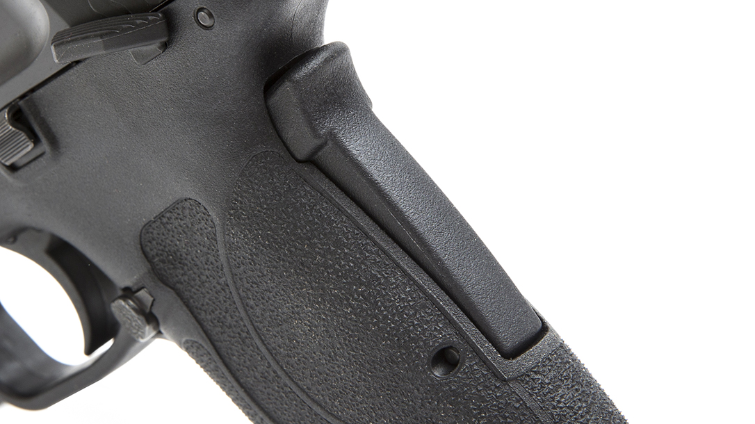 M&P380 Shield EZ, grip safety