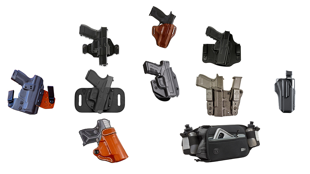10 Holsters Under $60, Lead