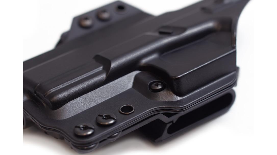 Bravo Concealment Torsion 3.0 IWB holster, close