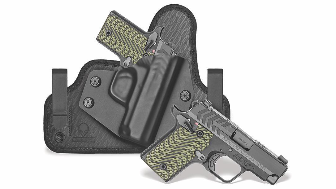 Best Handguns of 2018, Springfield 911