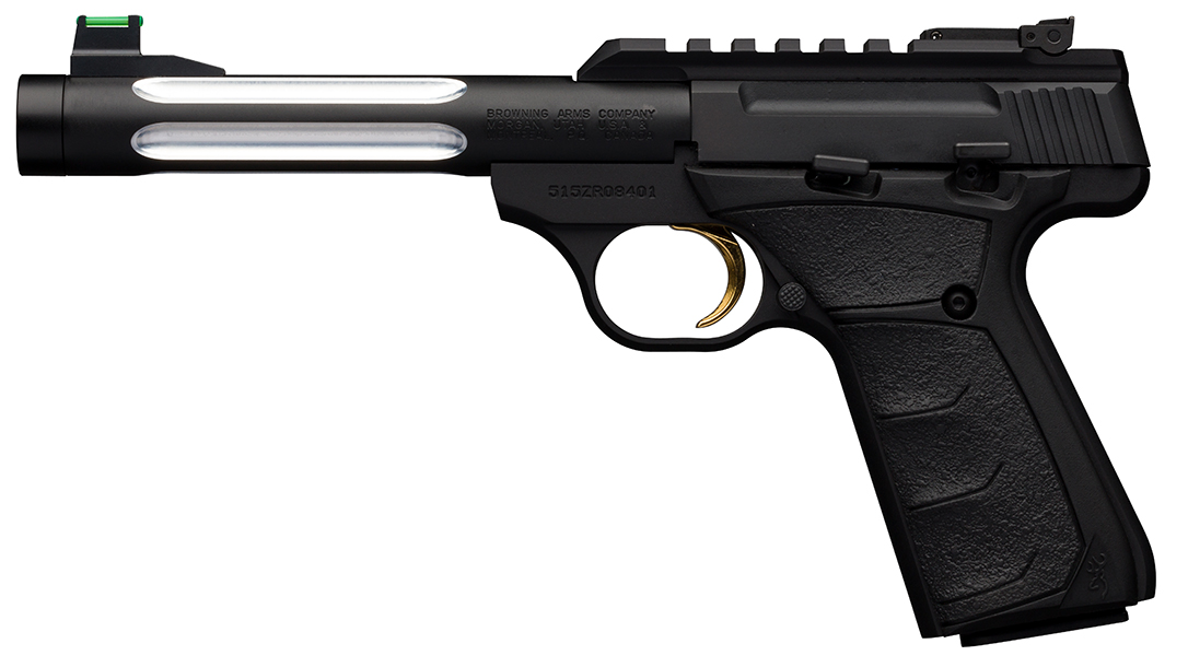 Hunting Handguns, Browning Buckmark Black Lite