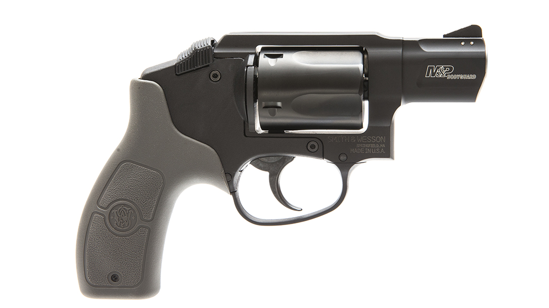 Smith & Wesson M&P Bodyguard 38, Taurus