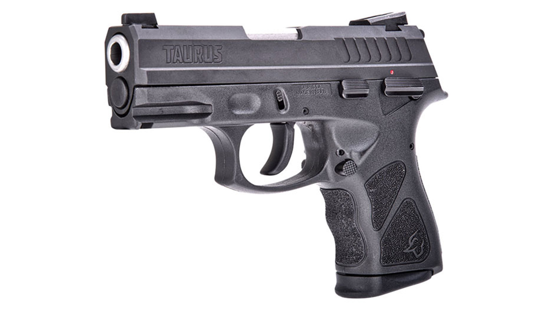 5 Handguns Under $600, Taurus TH9C