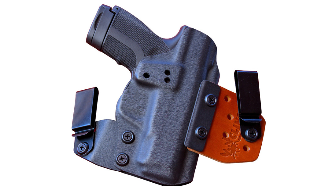 10 Holsters Under $60, Clinger V3 No Print Wonder