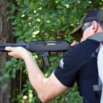 Ruger PC Carbine, firing