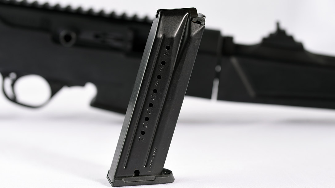 Ruger PC Carbine, magazine