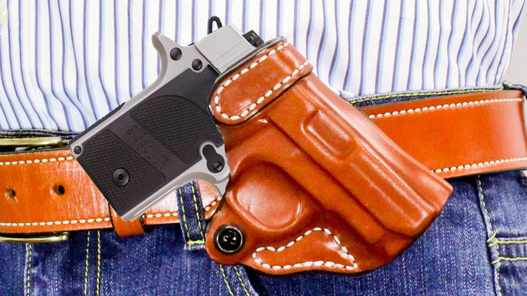 10 Holsters Under $60, DeSantis Criss-Cross