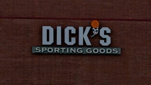 Dick's Sporting Goods Sales Drop
