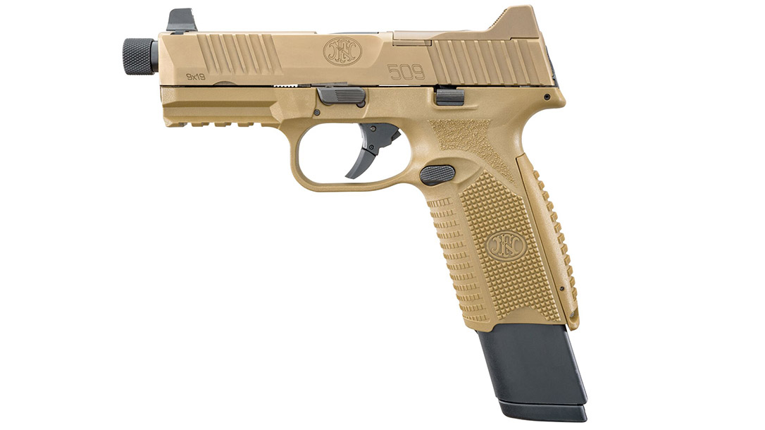 Best Handguns of 2018, FN 509 Tactical