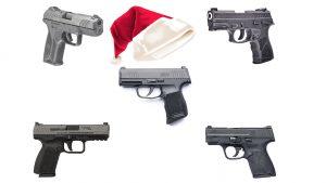5 Handguns Under $600