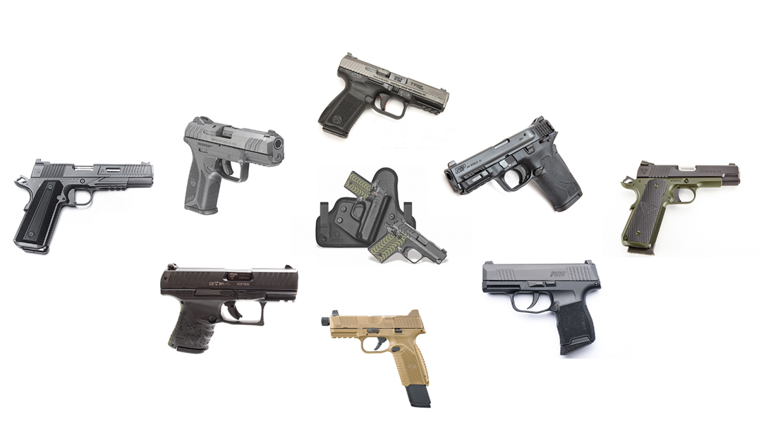 Best Handguns of 2018
