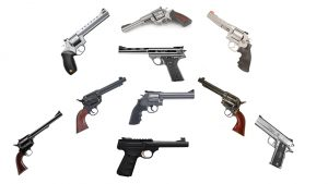Hunting Handguns