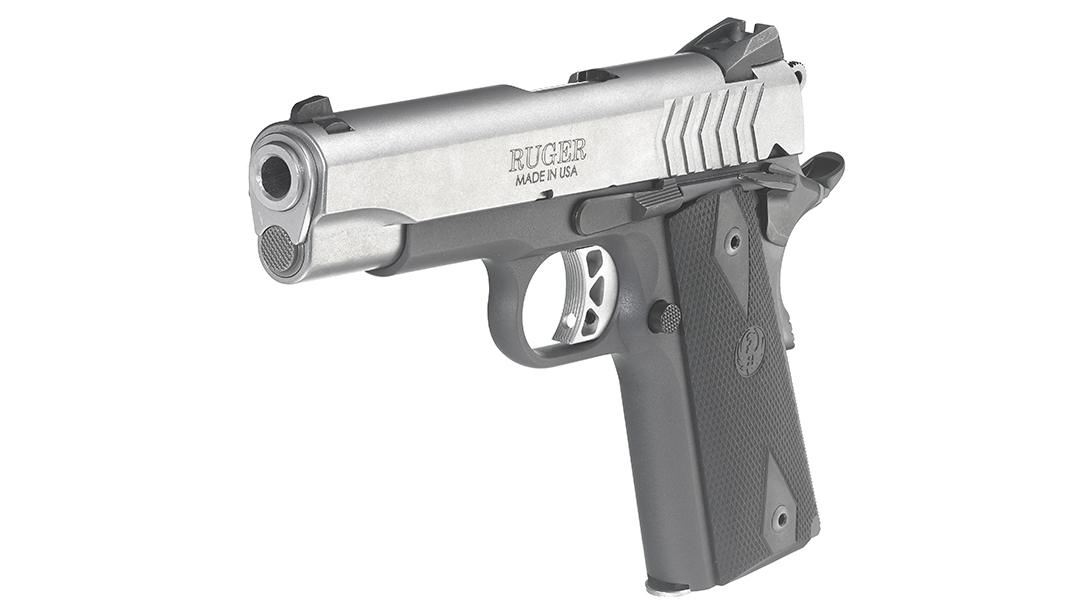 Best 1911, Ruger SR1911 Lightweight Commander