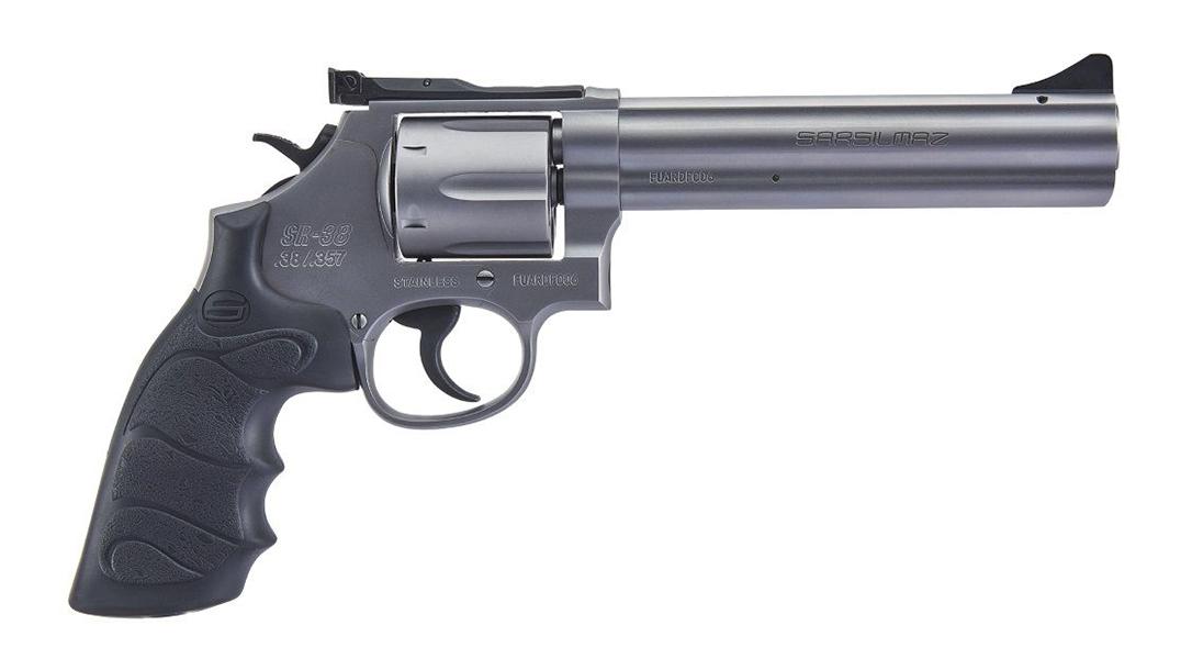Hunting Handguns, SAR SR-38