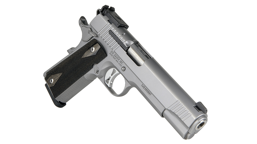 Best 1911, Sig Sauer 1911 Match Elite