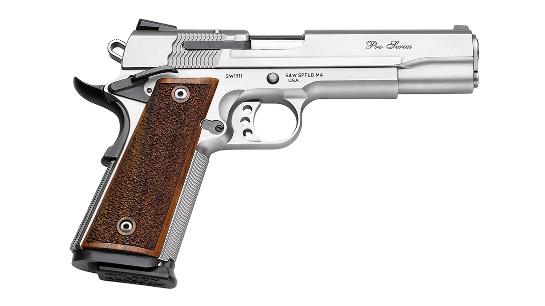 Best 1911, Smith & Wesson SW1911 Pro Series