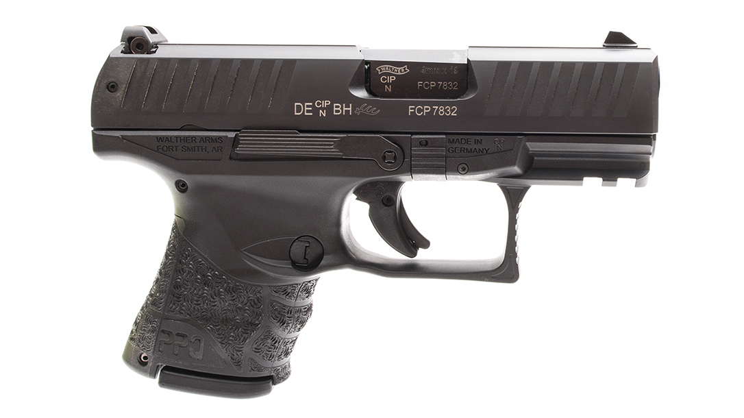 Best Handguns of 2018, Walther PPQ SC