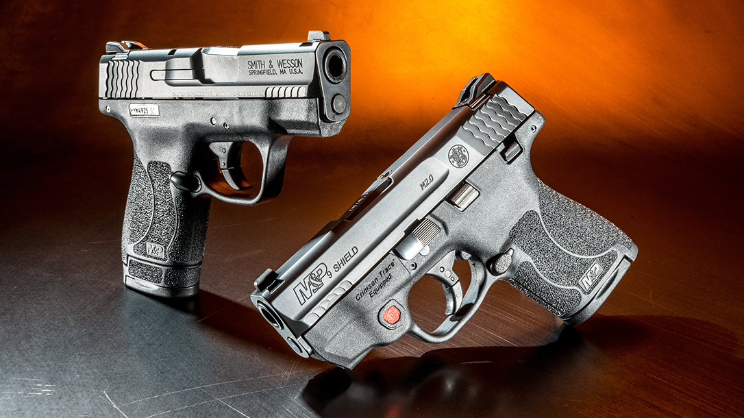 5 Handguns Under $600, M&P9 Shield M2.0