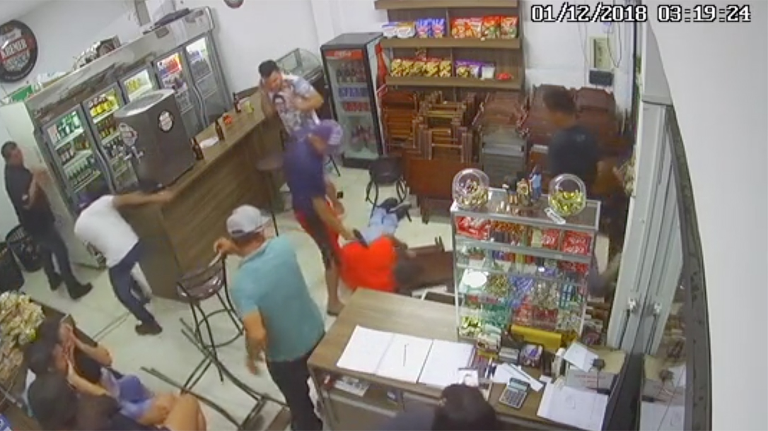 GRAPHIC VIDEO: Carrying in Condition 3 Gets Man Killed