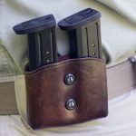 Handgun Magazines, dual carrier