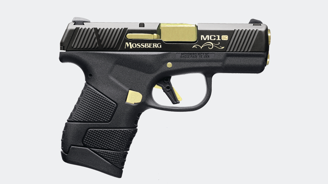 Mossberg MC1sc review, Mossberg MC1sc Centennial Limited Edition