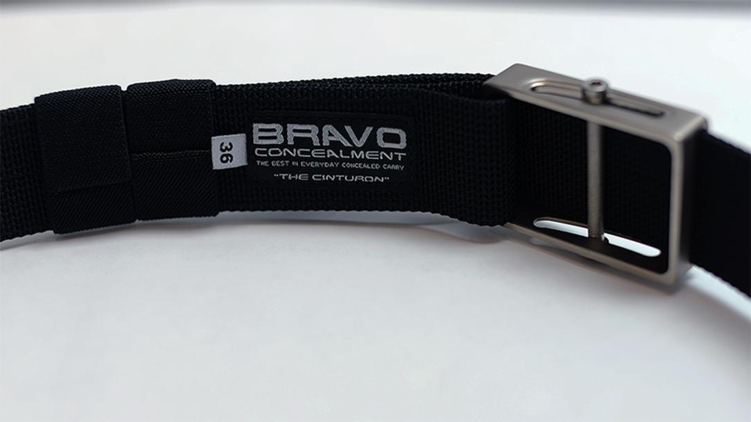 Bravo Concealment Cinturon Gun Belt, back