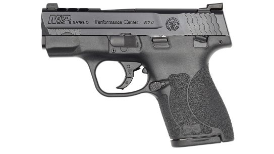 Performance Center Ported M&P Shield M2.0 Tritium Night Sights, 9mm,