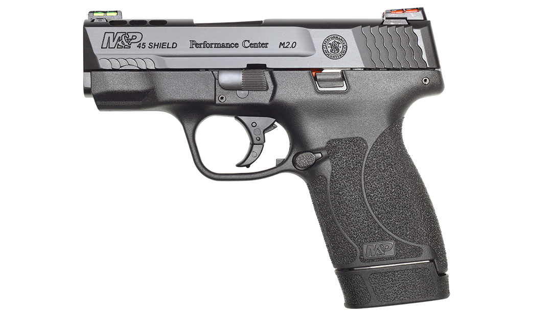 Performance Center Ported M&P45 Shield M2.0 HI VIZ Sights