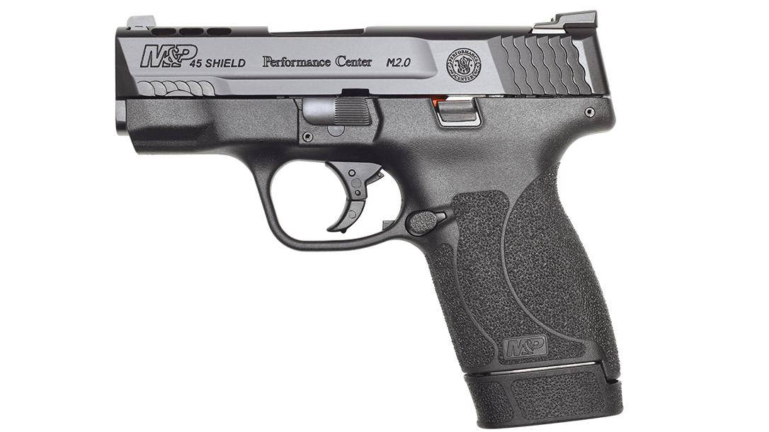 Performance Center Ported M&P Shield M2.0 Tritium Night Sights, .45 ACP