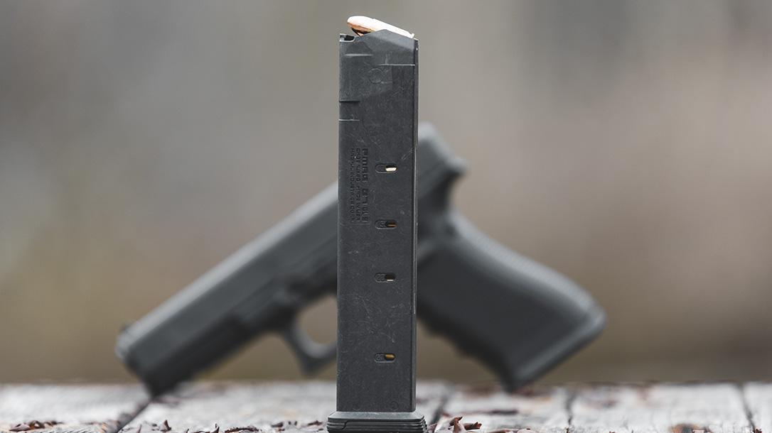 Magpul Glock PMAG 27, handgun