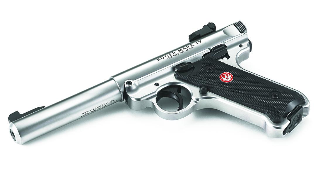 .22 LR Pistols, Ruger Mark IV Target