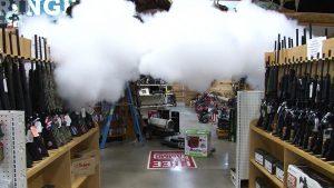 Fogging System, store