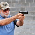 .22 LR Pistols, shooting beretta