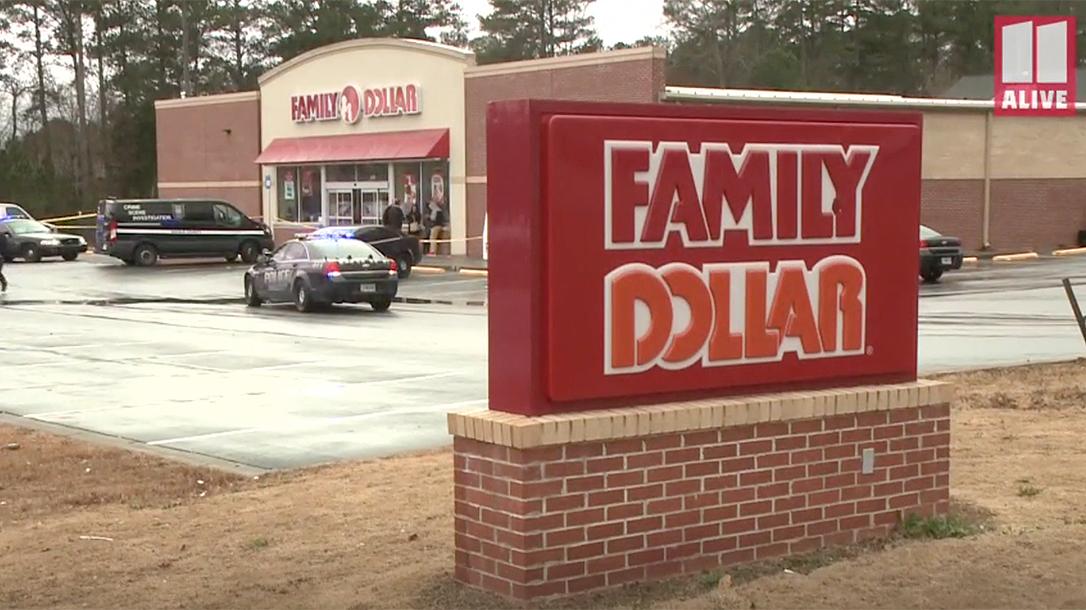 Georgia Gun Owner Stops Robbery