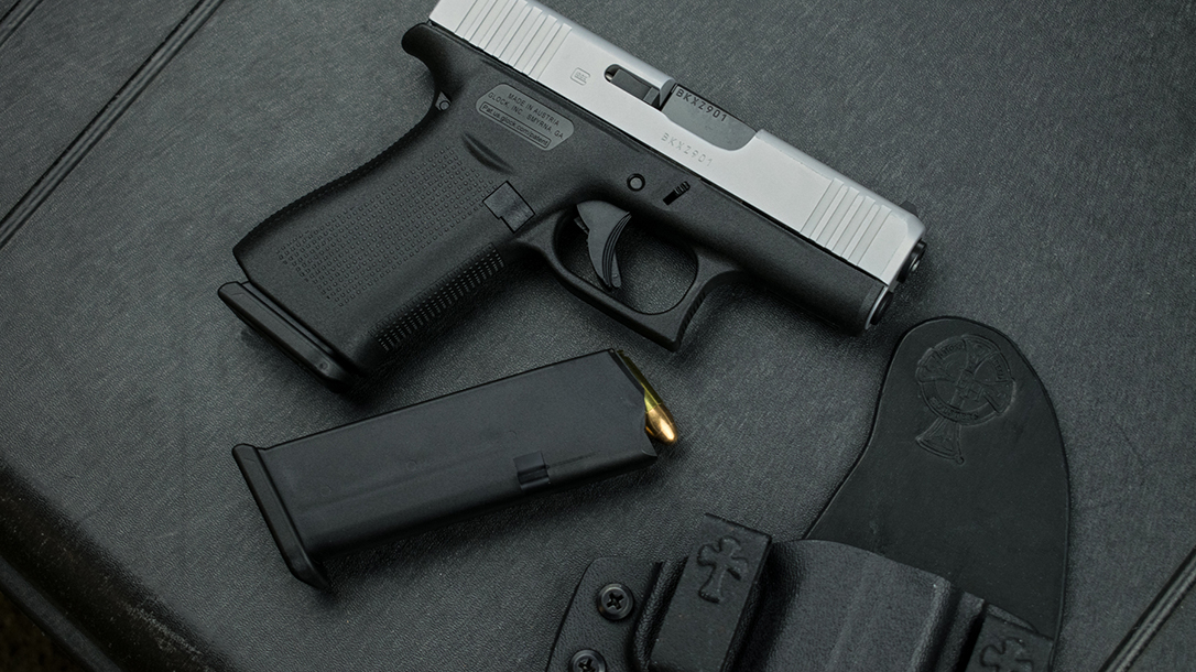 Glock 43X holsters, CrossBreed