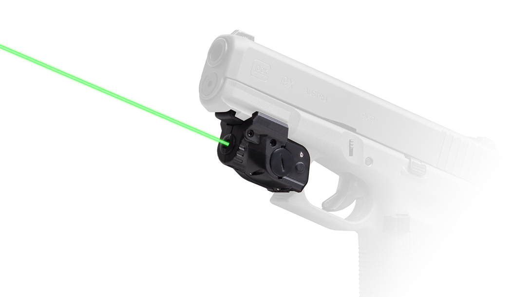 LaserMax Lightning Rail Mounted Laser