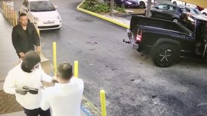 Miami Armed Robbery