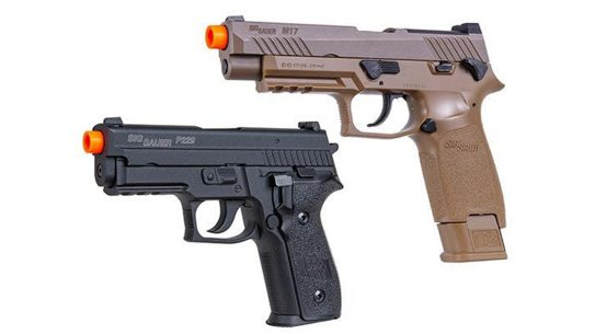 SIG AIR ProForce Airsoft Pistols