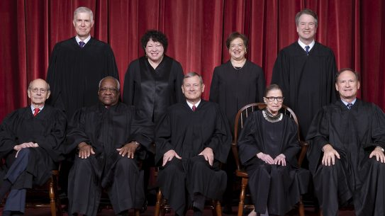 U.S. Supreme Court, SCOTUS