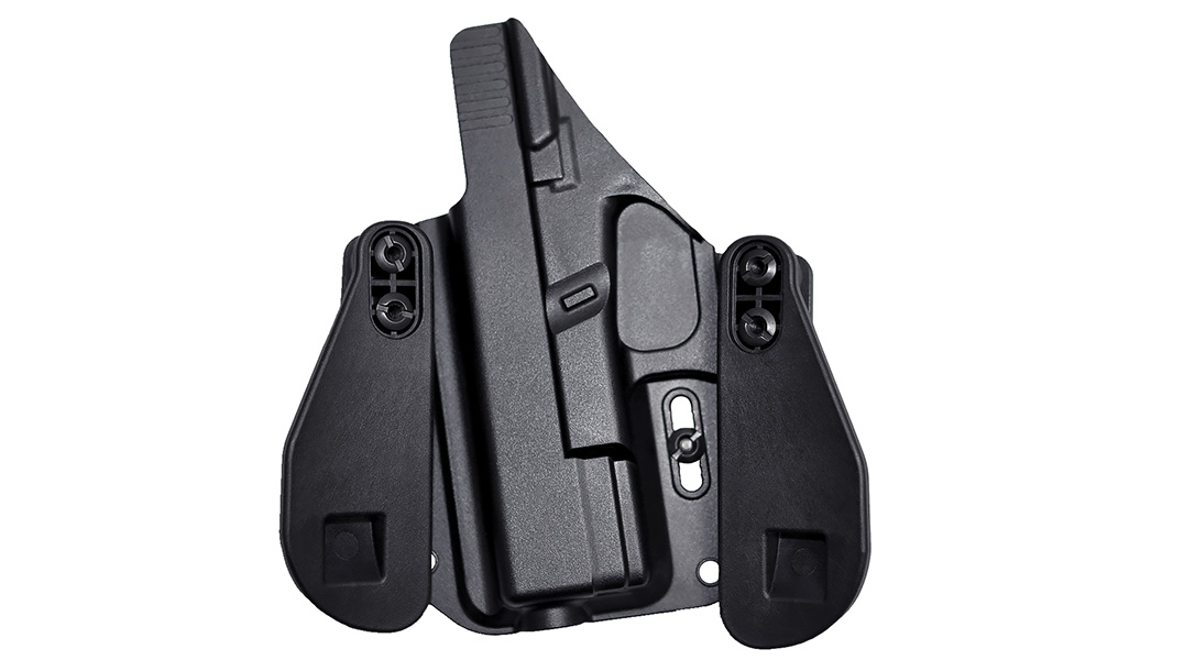 Bravo Paddle Attachments, holster